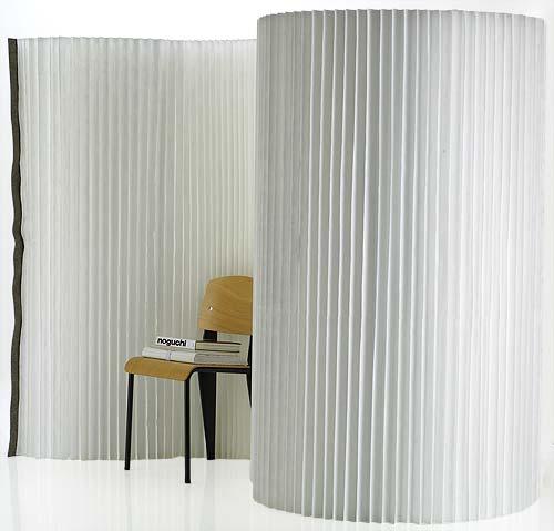Separador molo ideas de decoraci n - Separadores de ambientes de cristal ...